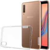 Nillkin Soft TPU Super Thin Transparent Design Protective Case for Samsung Galaxy A7 2018
