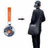 Honana HN-B16 Moda Roll Up Portable Alışveriş Deposu Çanta Katlanır Düzenleyici Tekrar kullanılabilir Çantalar