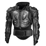 GHOST RACING Moto Veste Hommes Full Body Armor Veste Motocross Racing Équipement De Protection Dos Poitrine Shoullder Protection Du Coude