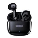 Neu Lenovo LP40 TWS Bluetooth 5.1 Kopfhörer Drahtlose Ohrhörer HiFi Stereo Bass ENC Rauschunterdrückung Type-C IPX5 Wasserdichter Sportkopfhörer mit Mikrofon
