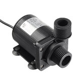 DC 12V 5.5M 1000L / H Brushless Motor Pompa Air Submersible
