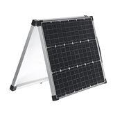 100W ETFE Solar Panel Kumandalı Solar Katlanır Bavul