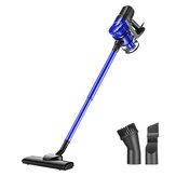 Wired Stick Handheld Vacuum Cleaner 13800Pa Hisap Kuat 400W Ringan untuk Rumah Lantai Keras Karpet Mobil Hewan Peliharaan