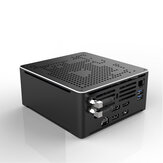 HYSTOU S210H Intel Core i9-9880HK Barebone Eight Core с 2,3 ГГц до 4,8 ГГц Intel HD Графика Win10 M.2 2280 SSD