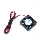 TEVO® 3D Printer Part 12V DC 30*30*10mm Brushless 3010 Cooling Fan with 100mm Cable