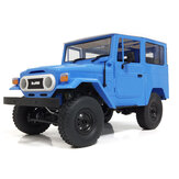 WPL C34 1/16 Kit 4WD 2.4G Buggy Crawler Off Road RC Car 2CH Vehicle Models With Head Light