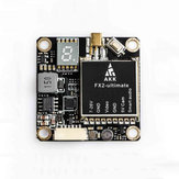 AKK FX2 Ultimate Internation Version 5.8GHz 40CH 25mW/200mW/600mW/1000mW Switchable FPV Transmitter