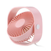 DC 5V 1A Portable Mini USB Ultra Quiet Desk Cooling Fan Air Cooler For PC Laptop Notebook