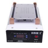 SN-622 220V LCD séparateur d'écran plate-forme chauffante plaque retrait de verre retrait de téléphone réparation machine chaleur automatique plaque lisse