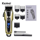 Kemei KM-1990 100-240V Fast Charge Electric Clipper