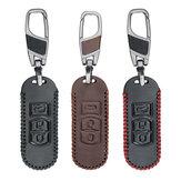 3 Button Remote Key Cover with Keychain or Mazdas 2 3 6 Axela Atenza CX-5 CX5