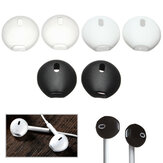 1 Pair Silicone In-ear Headphonee Earphone Case Cover Cap Ear Muffs for iPhone AirPods EarPods