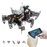 Adeept Hexapod Spider Robot Kit forArduino con Android APP e Python GUI / Spider Walking Crawling Robot / STEAM Robotics Kit con manuale PDF