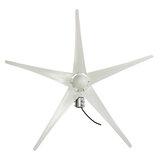 1000W Peak 12V / 24V Wind Turbine 5 Blade Wind Generator Turbine Wind Turbine