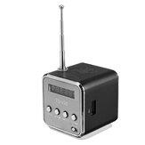 TDV26 Mini haut-parleur Radio FM Portable lecteur de musique MP3 Support carte TF USB pour PC téléphone MP3 ordinateur portable