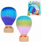 Chameleon Squishy Hot Air Balloon Slow Rising Gift Collection Toy With Packing
