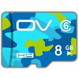 OV Camouflage Version Class 6 8GB Memory Card TF Card For Cell Phone