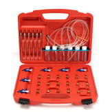 36Pcs Injector Flow Meter Adapter Test Kits For Common Rail Diesel Fuel Tester