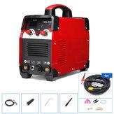 220V 7700W 2-in-1-WIG-ARC-Elektroschweißmaschine Standard Satz Haushaltskleiner 20-250A MMA IGBT-Stabwechselrichter mit doppeltem Verwendungszweck