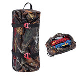 500D Oxford Cloth Ultralight Folding Camouflage Climbing Bags Hiking Rope Gear Storage Holder Bag