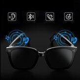Bakeey ZR18 Smart Gafas Reproductor de música Llamada Asistente de voz Bluetooth 5.0 Inteligencia Gafas de sol anti-UV