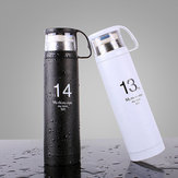 1314 Pecinta Cangkir Stainless Steel Vacuum Flask Thermos Cup Portabel Travel Mug