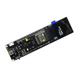 2 шт. Wemos TTGO WiFi + Bluetooth Батарея ESP32 0,96 дюймов OLED Разработка Инструмент