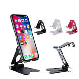 Bakeey Aluminum Alloy Anti-Slip Adjustable Desktop Phone Holder Stand for Mobile Phone For iPad