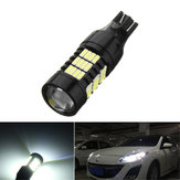 1Pcs T15 LED Car Backup Reverse Lights Wide Fog Lamp Bulb 21W 850LM DC12-24V 6000K
