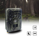 ZANLURE PR300C 1280x720P HD Hunting Camera Waterproof Animal Trail Camera Infrared Camera Heat Sensing Night Vision