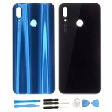 Replacement Protective Battery Cover Rear Housing with Tools Kits for Huawei P20 Lite / nova 3e