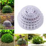 Mineral Stone Suspended Float Bio Moss Ball For Aquarium Dekorasjoner Crystal Plant Cultivation House