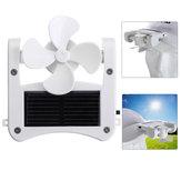 USBFanMinitragbareSolarCap Clip Solar Panel angetrieben für die Kühlung Reisen Camping