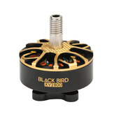 4PCS T-motor BLACK BIRD V2.0 2800KV 4S Motor Sin escobillas para FPV Racing RC Drone