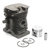 Black 38mm Cylinder Piston & Ring Engine Kit For Stihl 018 MS180 MS 180 Chainsaw Parts