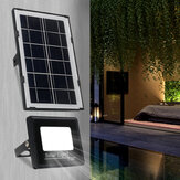 30W 27LED Solar Powered Flood Light Outdoor Garden Wall Lamp Waterproof + Remote