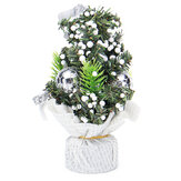 20 CM Mini Kerstboom Bloementafel Decor Festival Feestversiering Xmas Gift Decoraties