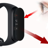 Bakeey Watch Film Anti-peeping TPU Watch Protector per Xiaomi Miband 4 Non originale