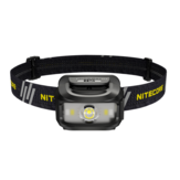 NITECORE NU35 Dual Power Hybrids 460LM Powerful LED Headlamp USB-C Quick Charge Rechargeable Strong Floodlight Headlight For Cycling Fishing Hunting Working