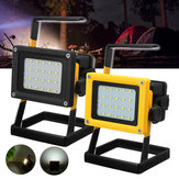 35W20LED屋外作業灯投光器スポットライトIP65防水キャンプ緊急ランタン
