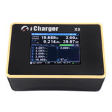 iCharger X8 1100W 30A Gelijkstroom-lcd-scherm Slimme batterijbalanslader Ontlader voor 1-8s LiPo / Lilo / LiFe / LiHV-batterij