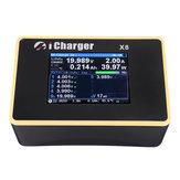 iCharger X8 1100 Вт 30A DC LCD Экран Smart Батарея Экран Smart Balance Зарядное устройство для 1-8 с LiPo / Lilo / LiFe / LiHV Батарея