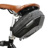 B-soul 20x10x9cm sac de vélo étanche sacoches de vélo siège sac de rangement arrière vélo de plein air