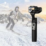Hohem iSteady Pro 3 Gimbal 3 Axis Handheld الة تصوير Stabilizer مدمج البطارية WiFi Module لـ GoPro Hero 8/7/6/5 Insta360 One R OSMO Action FPV الة تصويرs