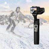Hohem iSteady Pro 3 Gimbal 3 Axis Handheld Camera Stabilizer Ingebouwde batterij WiFi-module voor GoPro Hero 8/7/6/5 Insta360 One R OSMO Action FPV-camera's