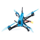 iFlight TurboBee 136RS 136mm SucceX Micro F4 V1.5 3 Inch 4S DIY FPV Racing Drone PNP met Caddx.us Turbo Eos V2 1200TVL Camera