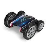 Stunt RC Car 2.4G 4CH Drift Deformation Roll Car 360 graus giratórios de dupla face modelos de veículos