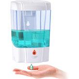 Bakeey 700ml Automatic Sensor Soap Dispenser Hand-Free Soap Dispenser Shampoo Bathroom Wall Mounted Soap Dispenser