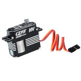 GDW DS590MG 12KG Coreless Metal Gear Digital Servo For SAB505 XL520 ALZRC 500X RC Helicopter 50E/70E RC Airplane