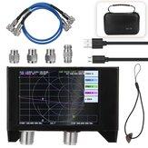 50KHz-3GHz 4-Zoll-Display-Antennenanalysator SAA-2N NanoVNA V2 50KHz-3GHz Vektornetzwerkanalysator HF VHF UHF